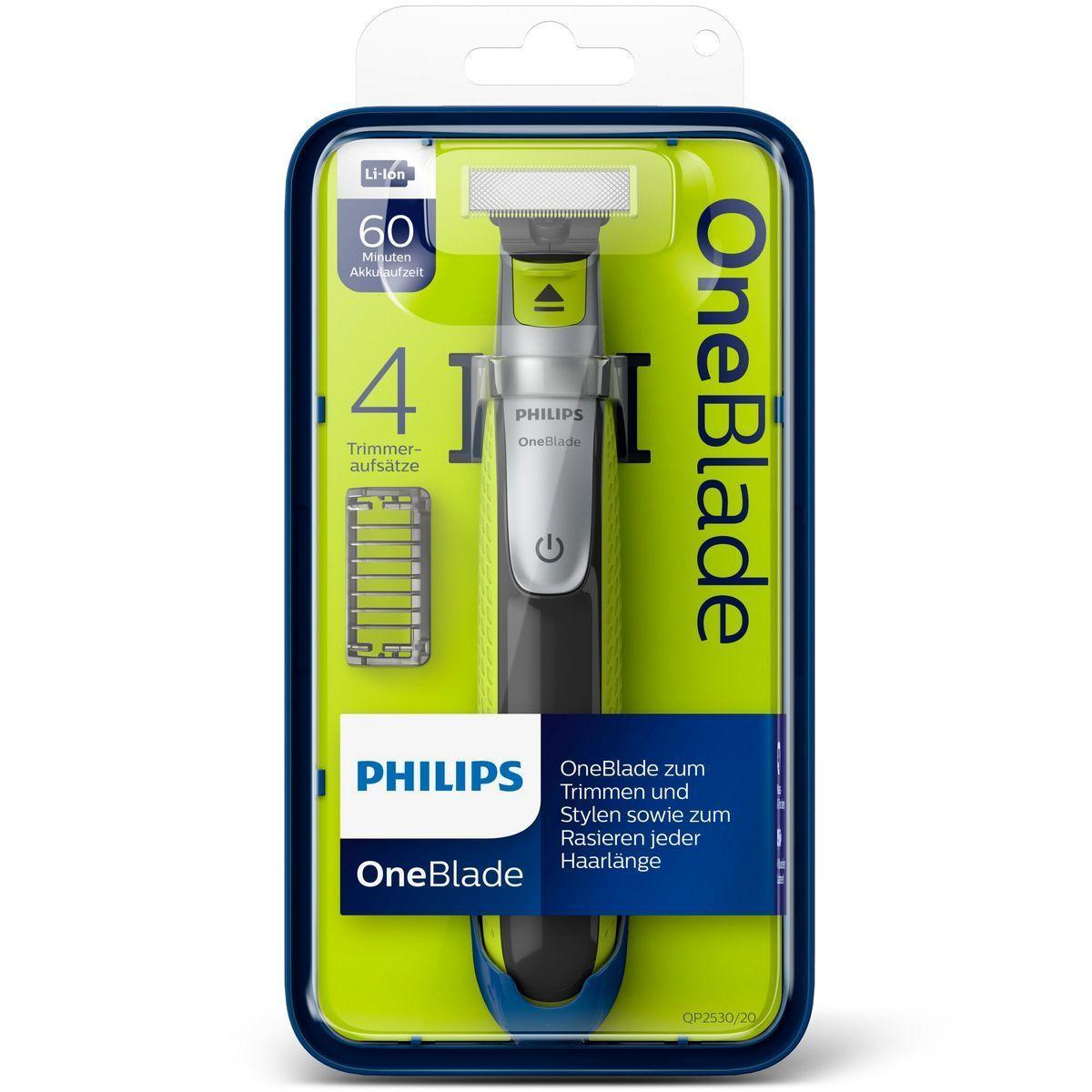 Rasoir electrique oneblade Philips offre à 20,94€