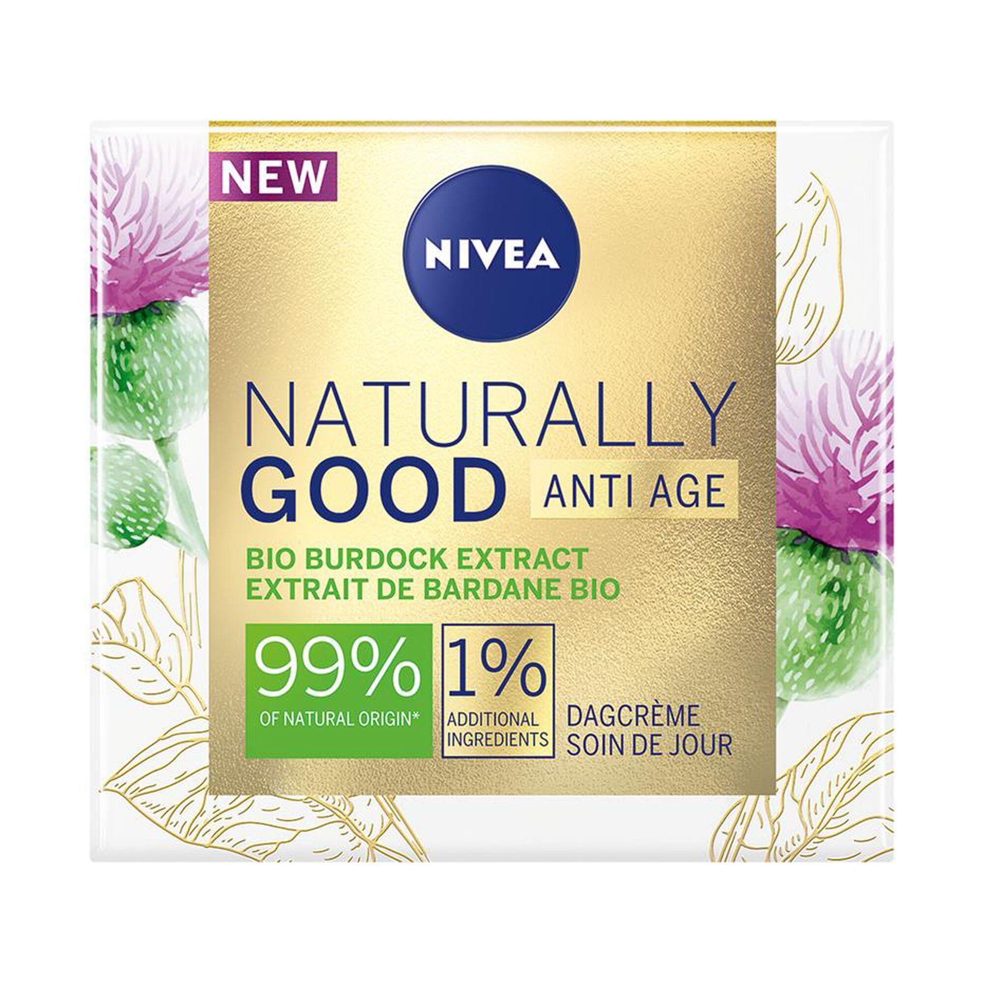 Soin visage naturally good bio nivea offre à 5,99€