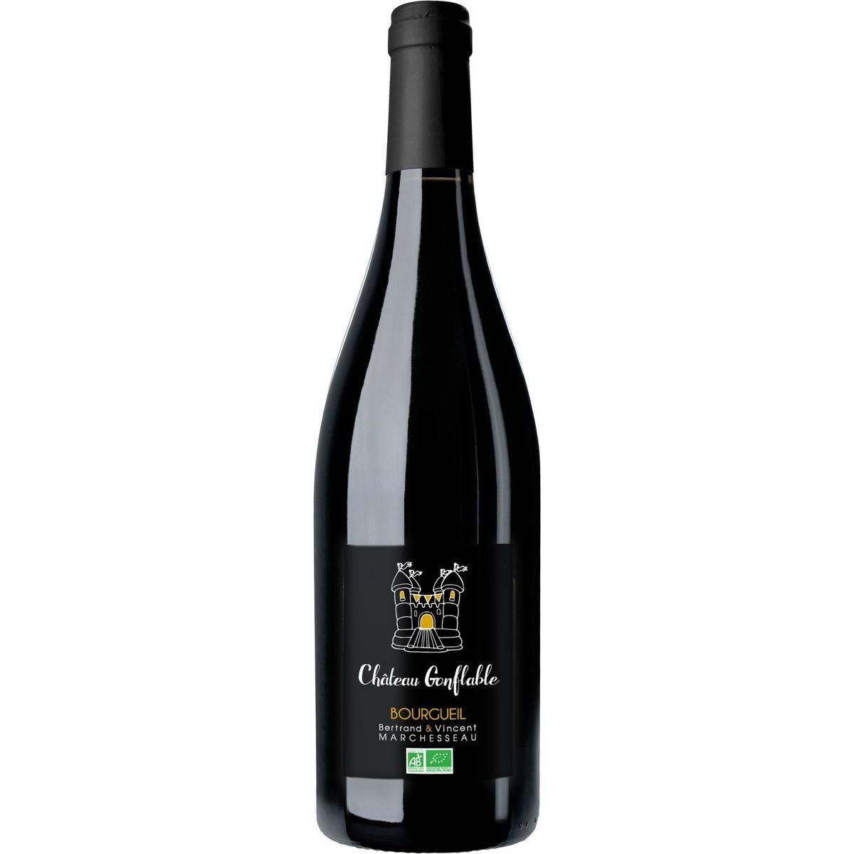 Bourgueil AOP offre à 11,85€