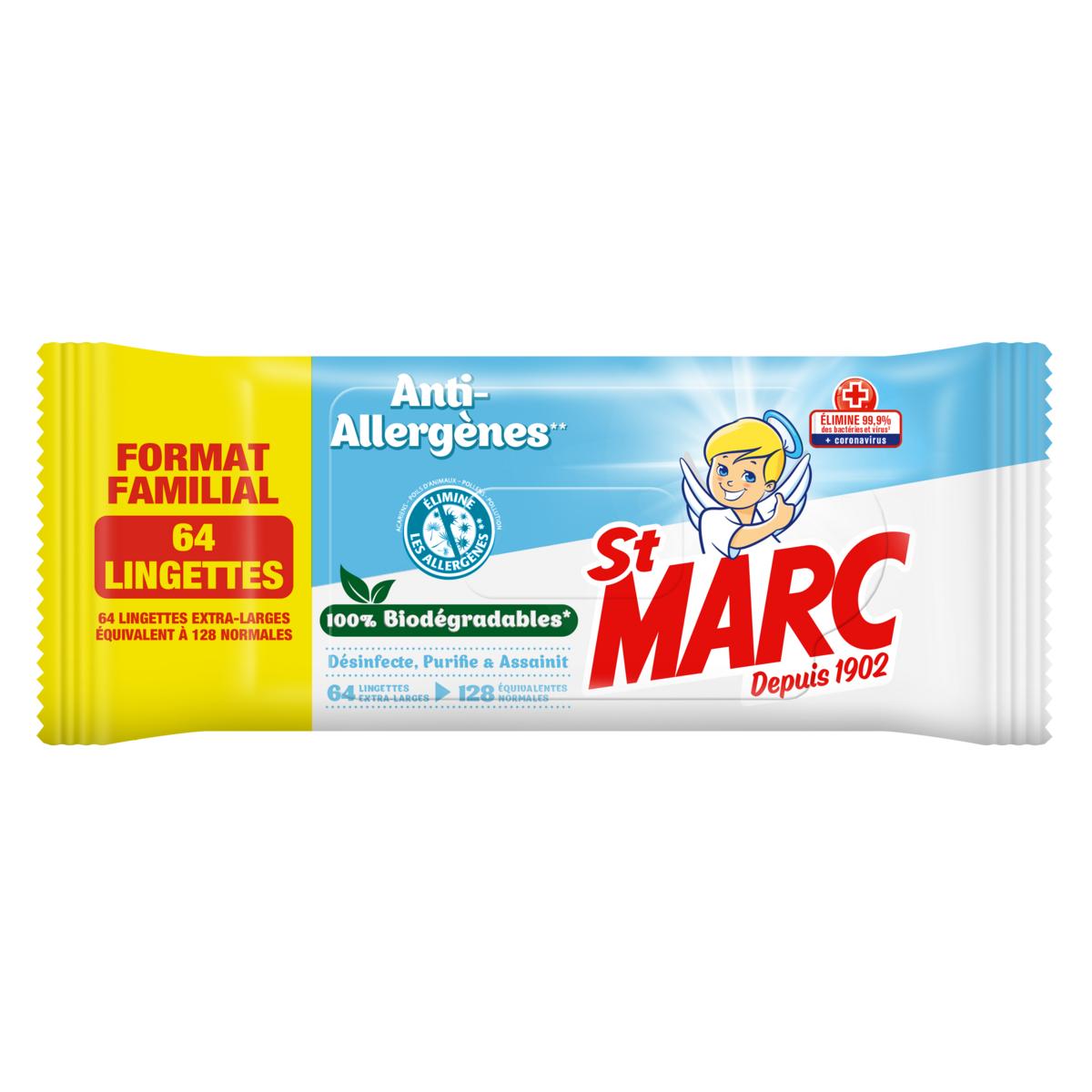 Desinfectant St Marc offre à 3,19€