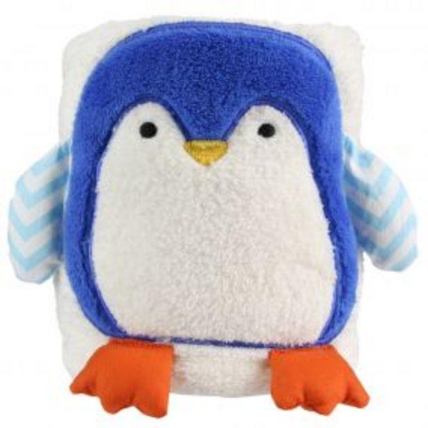 COUVERTURE PINGOUIN offre à 8€