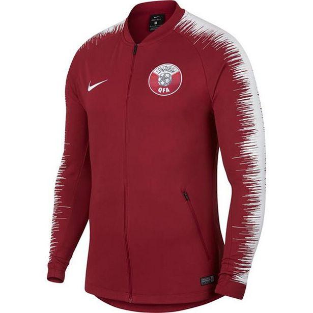 Nike Qatar Football Anthem Jacket offre à 19,8€