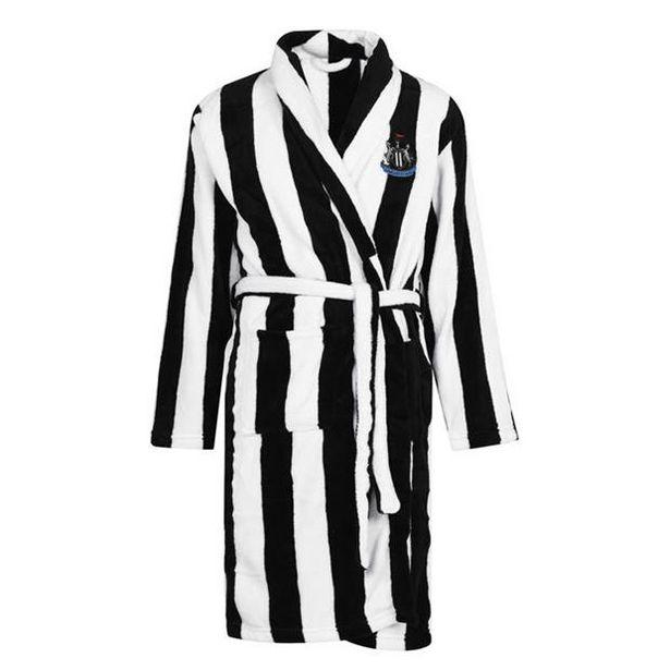 Team United Striped Dressing Gown offre à 22,2€