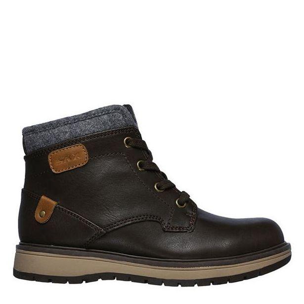 Skechers Gravlen Trek Ankle Boots Junior Boys offre à 26,4€