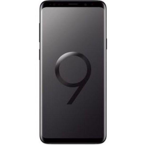 SAMSUNG Galaxy S9+ 64 go Noir - Reconditionné - Excellent état offre à 264,13€