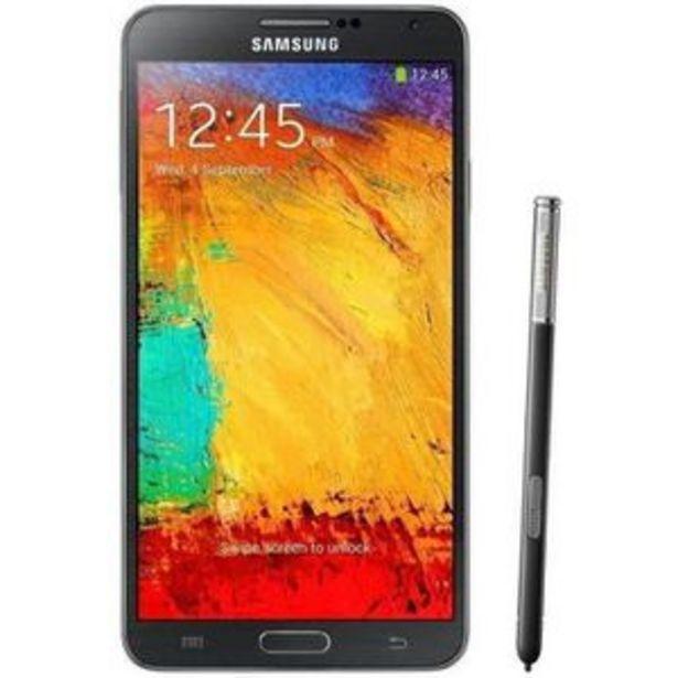 SAMSUNG Galaxy Note 3 32 go Noir - Reconditionné - Excellent état offre à 98,03€