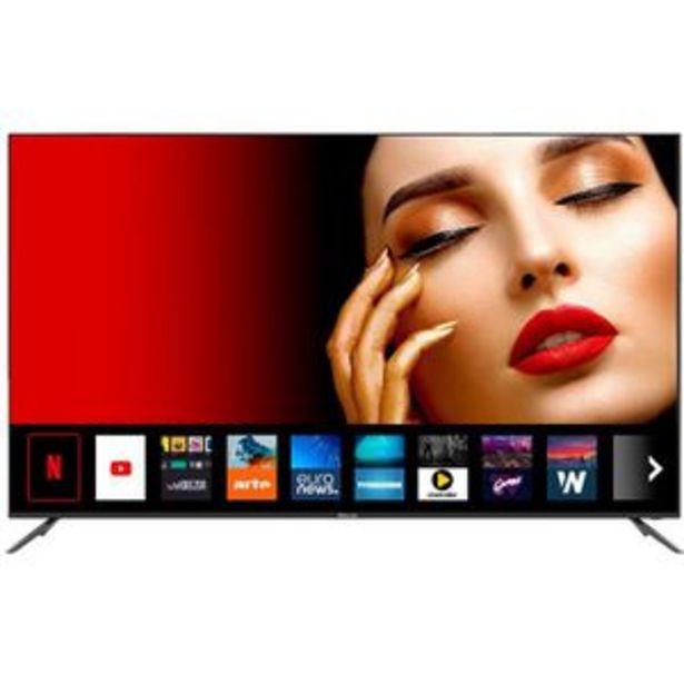 POLAROID - SMART TV LED - 55'' (140cm) - 4K UHD - Wifi - Netflix - Youtube - 3x HDMI - 2x USB 2.0 - HDR 10 - Web OS offre à 449,99€