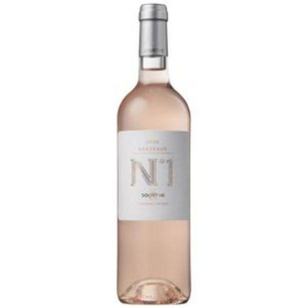 Dourthe N°1 2020 Bordeaux - Vin rosé de Bordeaux offre à 6,21€
