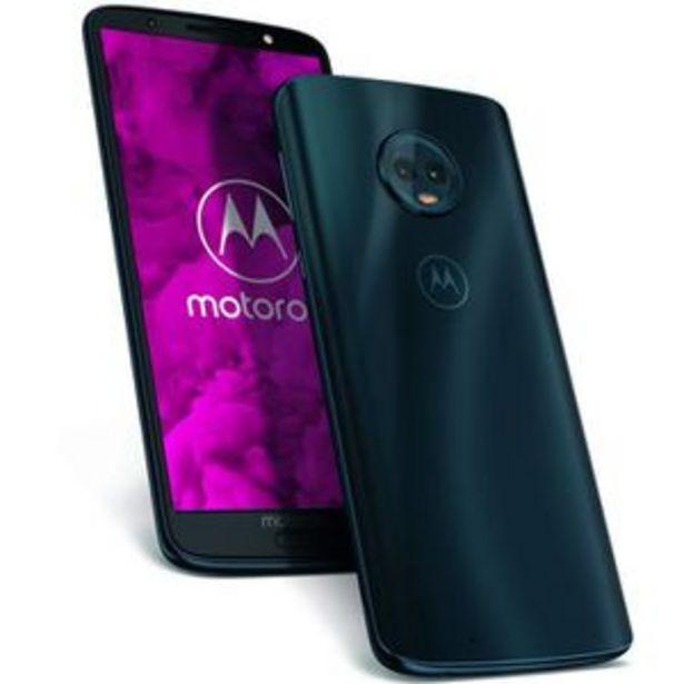 Motorola Moto G6 32 Go Bleu Indigo offre à 114,71€