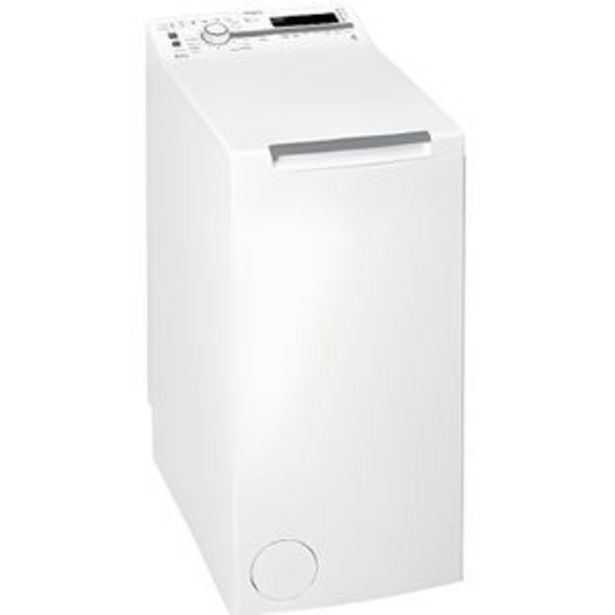 Lave linge Top TDLR65231FRN offre à 359,99€