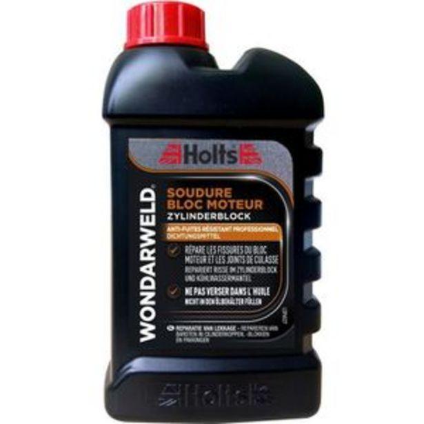 Soudure bloc moteur sur fonte, acier et alu - 250 ml offre à 19,24€