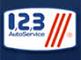 logo 1,2,3 Autoservice