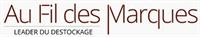 logo Au Fil des Marques