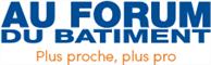 logo Au Forum du Bâtiment