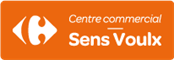 logo Centre Commercial Carrefour Sens Voulx