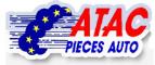 logo Atac pièces auto