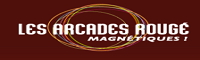 logo Les Arcades Rougé