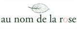 logo Au nom de la rose